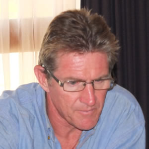 Simon Cruickshank