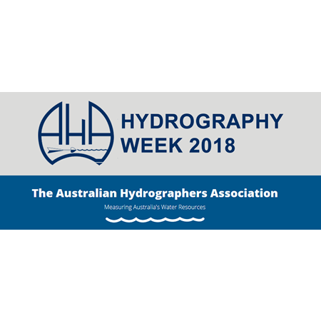 AHA Hydrography Week 2018
