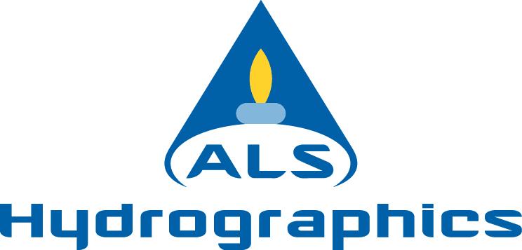 ALS Hydrographics logo