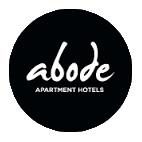 Abode apartment hotel logo