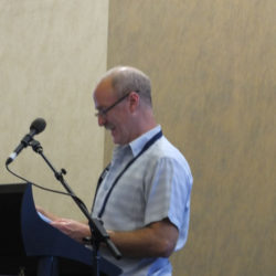 Mark Woodward, Wednesday MC