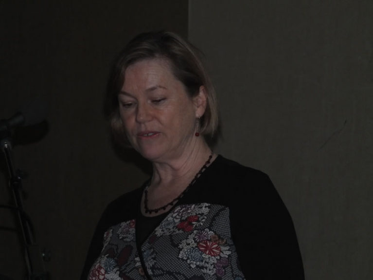 Dr Carla Mooney, BoM Melbourne