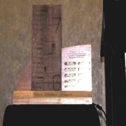 Alex Miller award