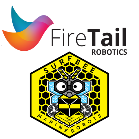 FireTail Robotics – Surfbee Marine Robots logo