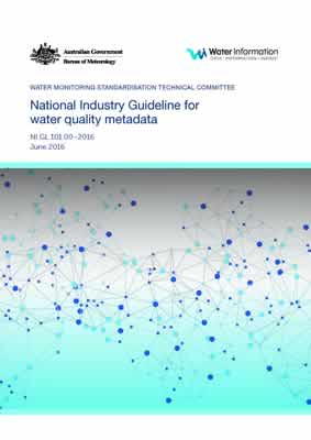NIGL_101_00 2016 Water Quality metadata