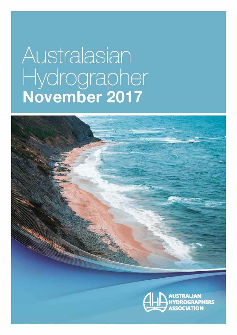 Australasian Hydrographer
