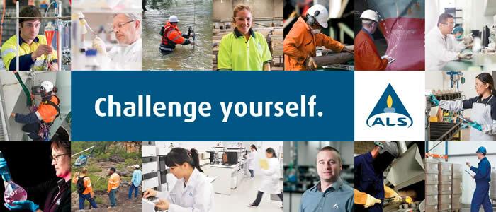 ALS Challenge Yourself