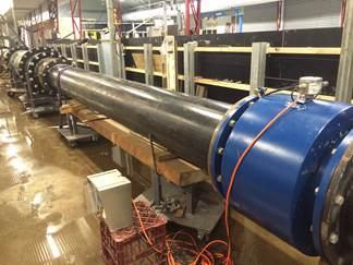 MHL water delivery pipe