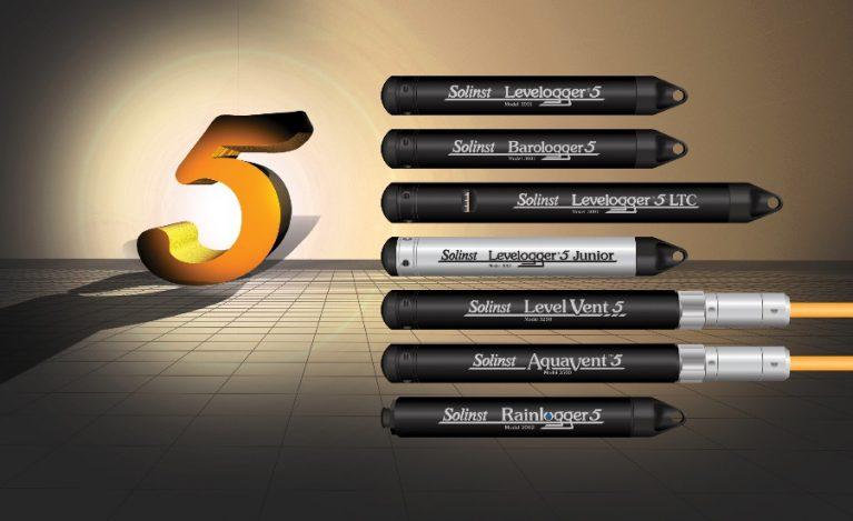 Solinst Levelogger series 5